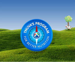 tnuva program for better nutrition